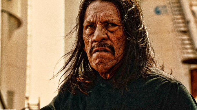 Danny Trejo - Happy Birthday!