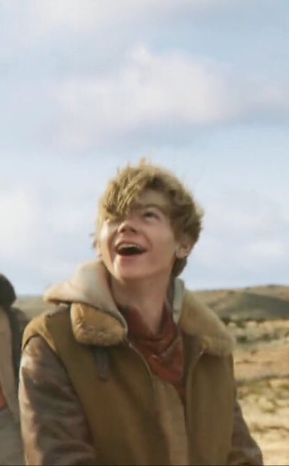 Happy Birthday to the one and only Thomas Brodie-Sangster   .    I ve lost track of time but oh well