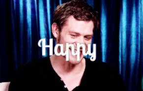 Happy 37th Birthday My king Joseph Morgan  Who celebrate his 37 years today