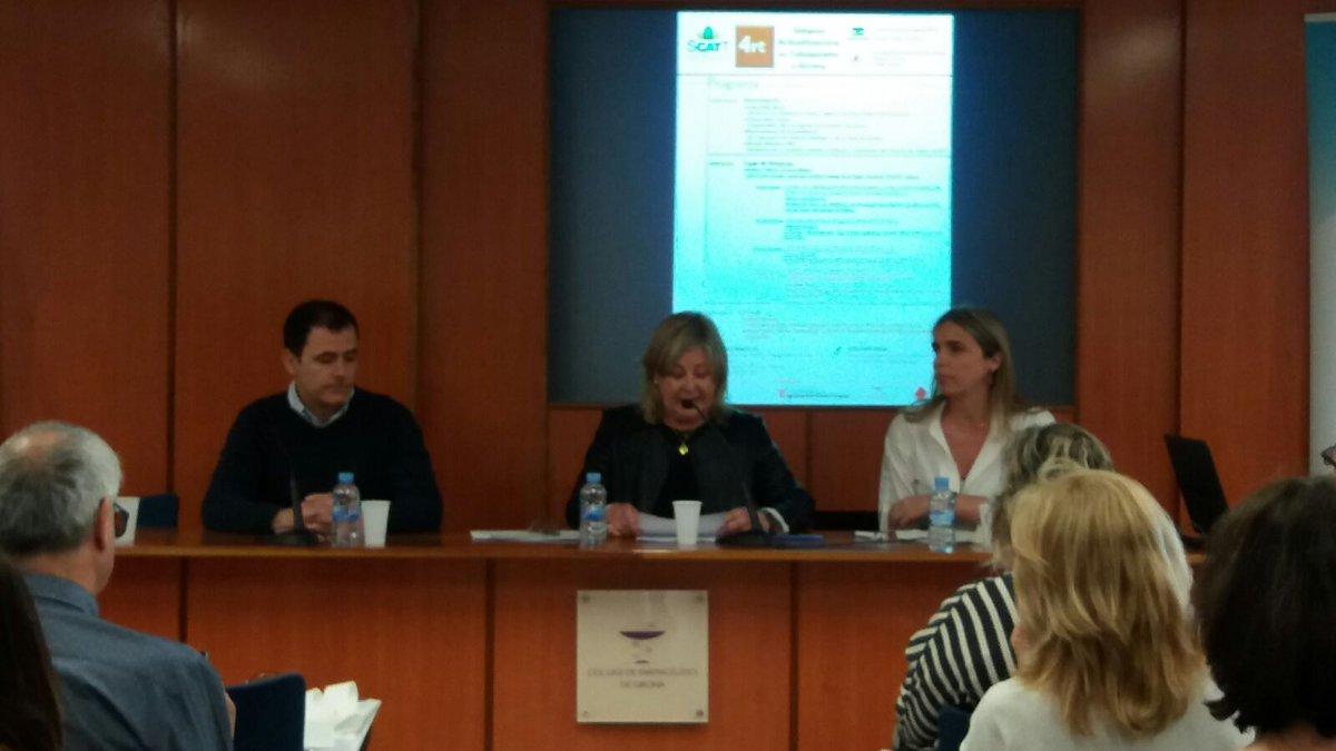 test Twitter Media - IV SIMPOSI Actualitzacions en Tabaquisme avui al COF Girona. ORGANITZA: Societat Catalana d'Atenció i Tractament del Consum del Tabac (SCATT) @scattmontsemo https://t.co/fL7yVZ3k2Y
