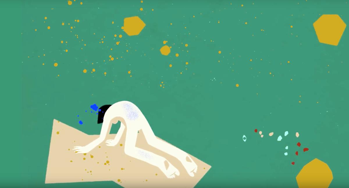 A beautiful animated video by directors Kijek / Adamski for @thisistunng new track ABOP https://t.co/TMI3RAvinm https://t.co/qHzhLv0C0J