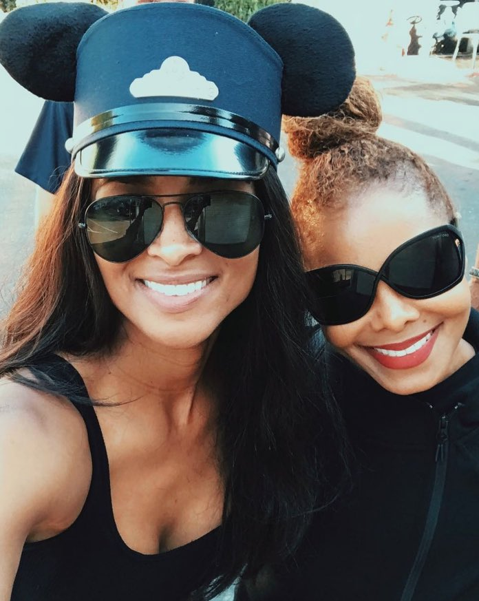 Happy Birthday to the Queen! Janet Jackson!