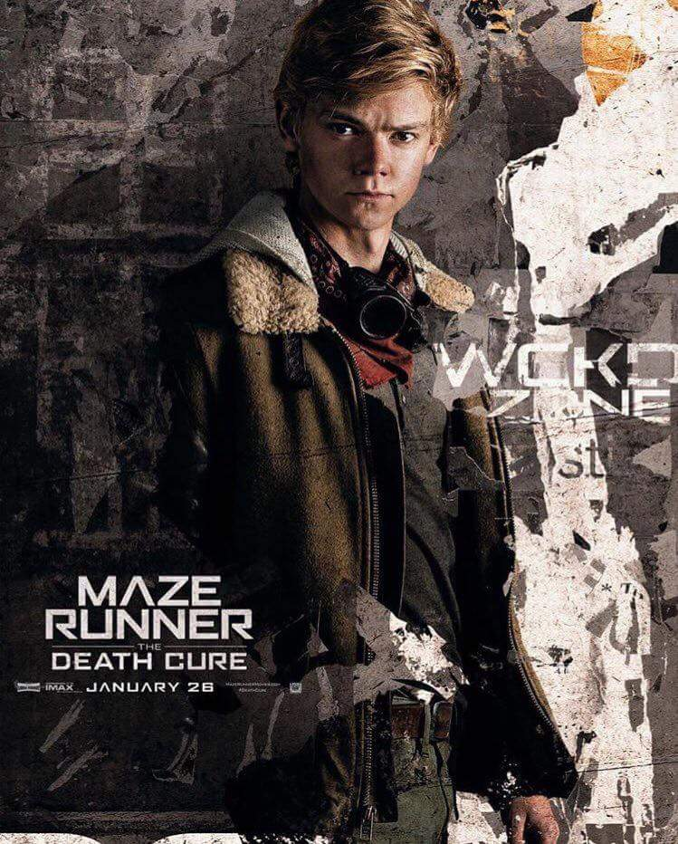 A happy birthday to thomas brodie sangster who celebrates it\s 28 years old today