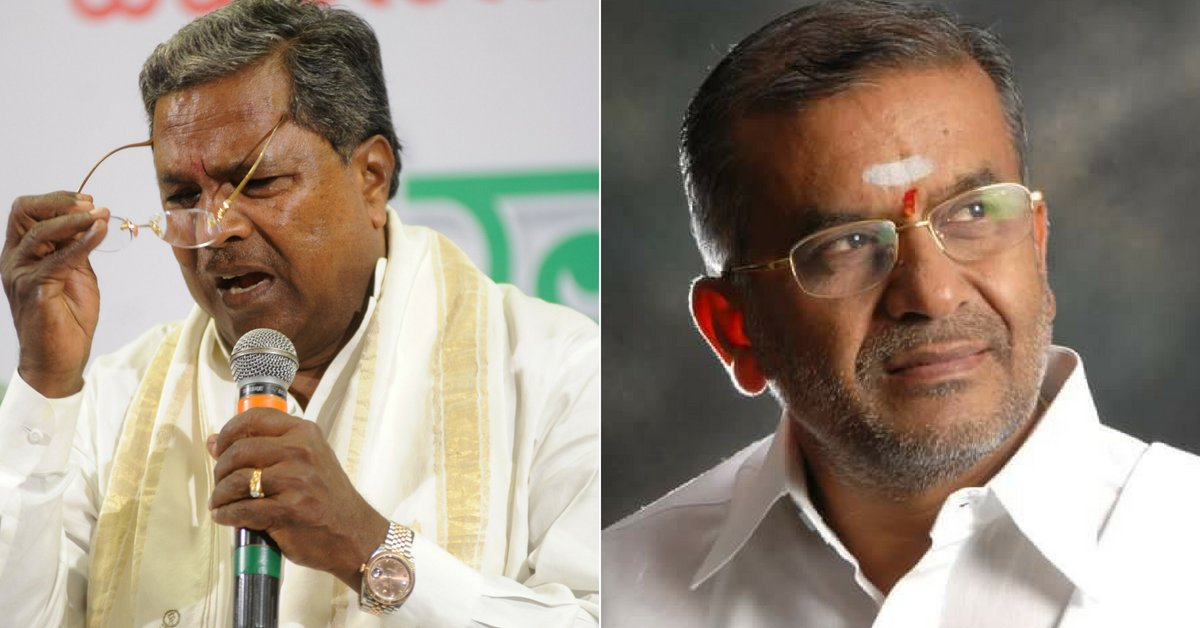Pack up, @siddaramaiah: Journey ends where it began https://t.co/oxx5fbJZuy   #KarnatakaVerdict #KarnatakaElection https://t.co/L9UPDoAtbQ