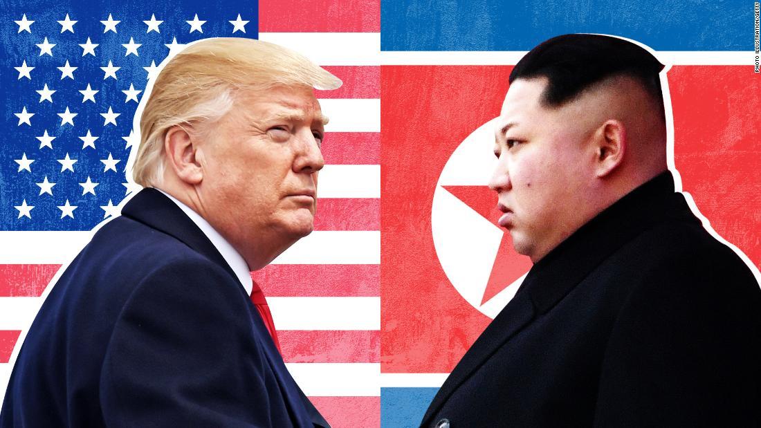 Trump's Korea hopes thrown into turmoil | Analysis by @StCollinson