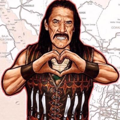 Happy birthday danny trejo.