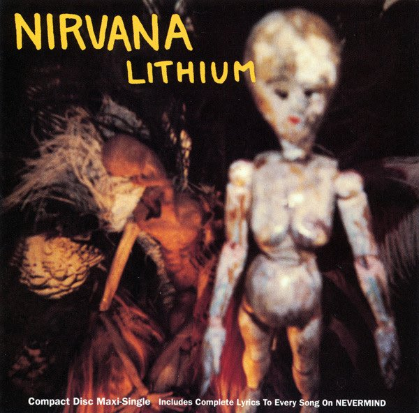 Song of the Day Challenge. Day  - Lithium.  Happy Birthday Krist Novoselic!