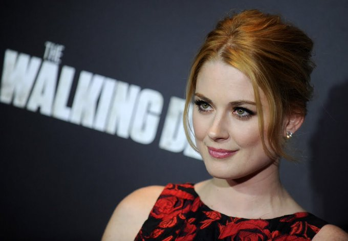 Wishing Alexandra Breckenridge a Happy Belated Birthday!