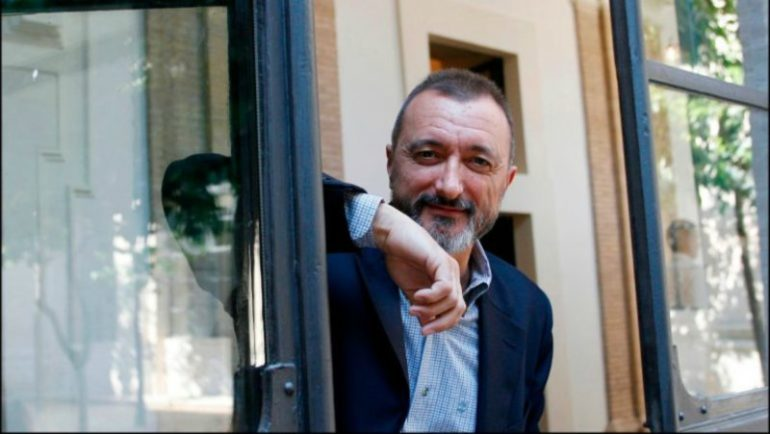 Entrevista a Arturo Pérez Reve reverte