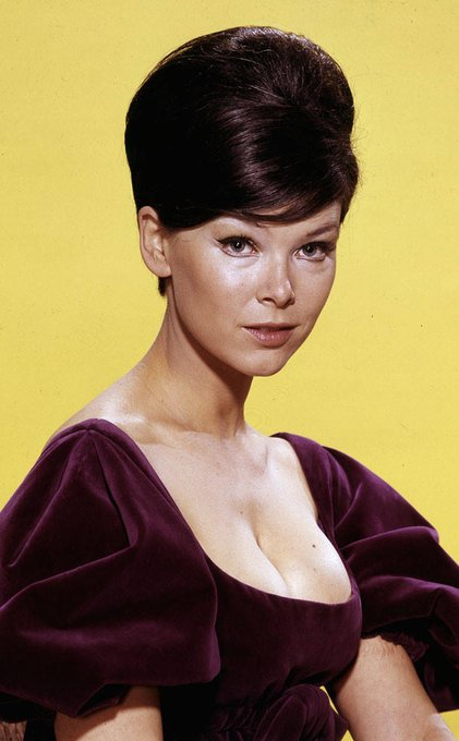 Happy Birthday Yvonne Craig