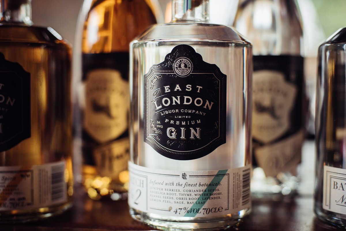 East London Liquor Company London's Best Gin & Tonics
