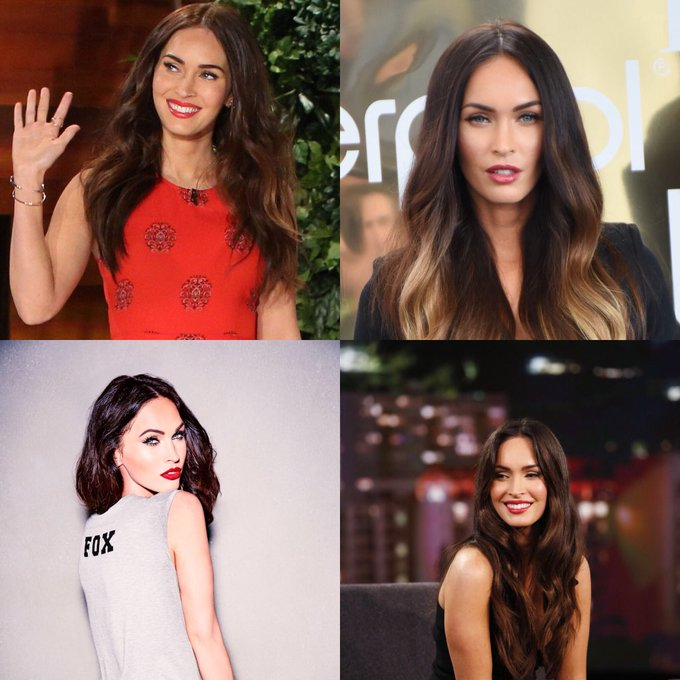 Happy 32 birthday to Megan Fox . Hope that she has a wonderful birthday.