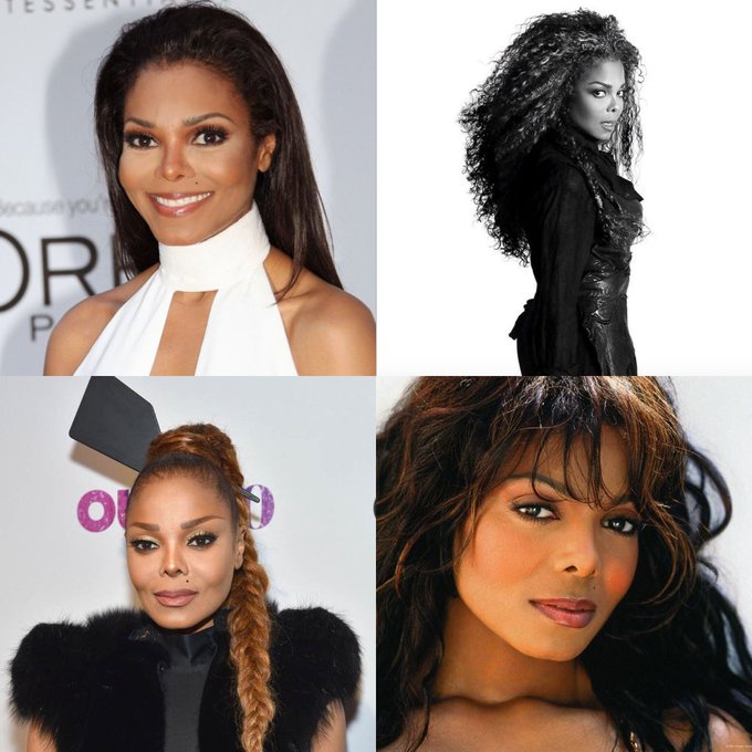 Happy 52 birthday To Janet Jackson.hope that she has a wonderful birthday.