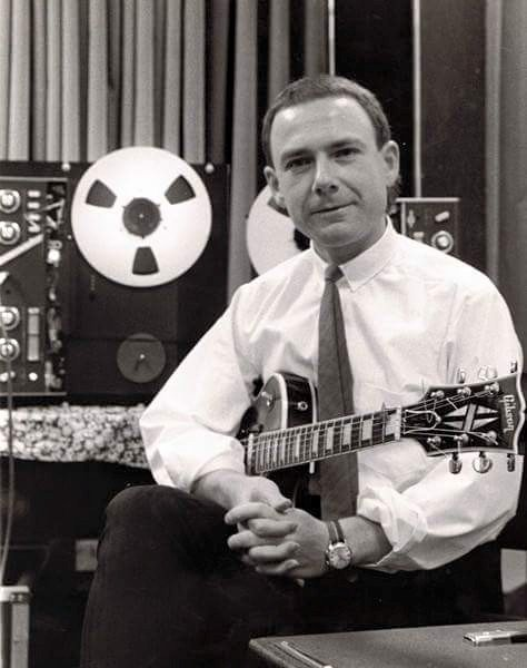 Happy Birthday Robert Fripp (born 16 May 1946)