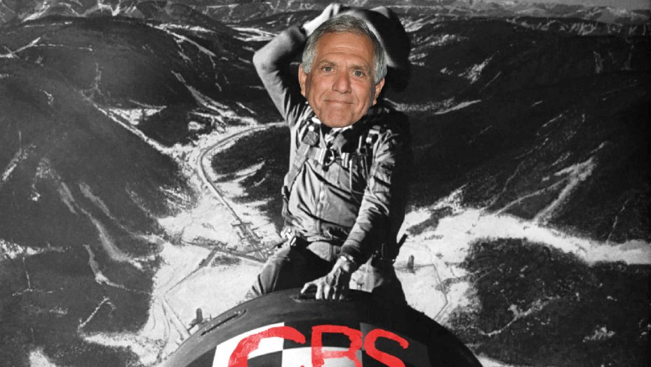 Will CBS-Viacom brawl end with Leslie Moonves' golden parachute?