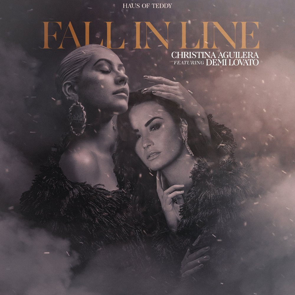 RT @XtinaCharts2: #FallInLineToday  OUT NOW !  Lyric Video: https://t.co/rLS0dhuqNv iTunes: https://t.co/zAnoFKsH7v Spotify: https://t.co/N…