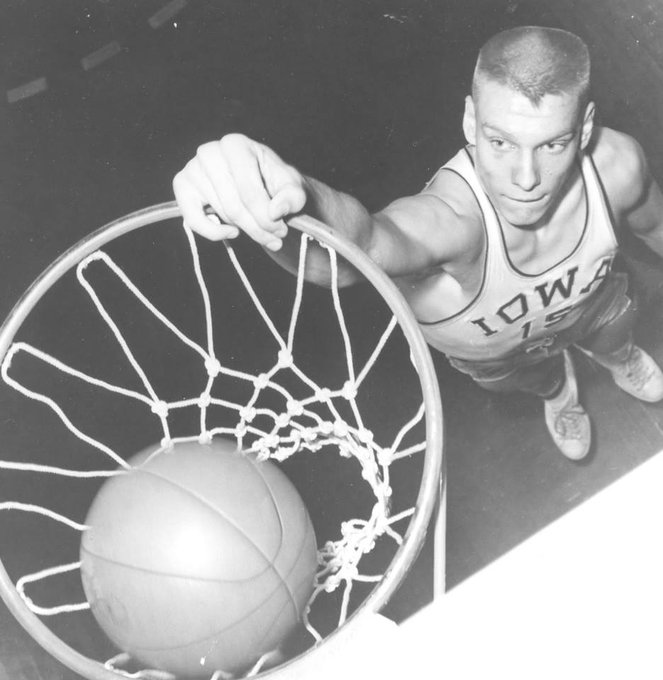 Happy 78th Birthday to former Hawkeye, Don Nelson!