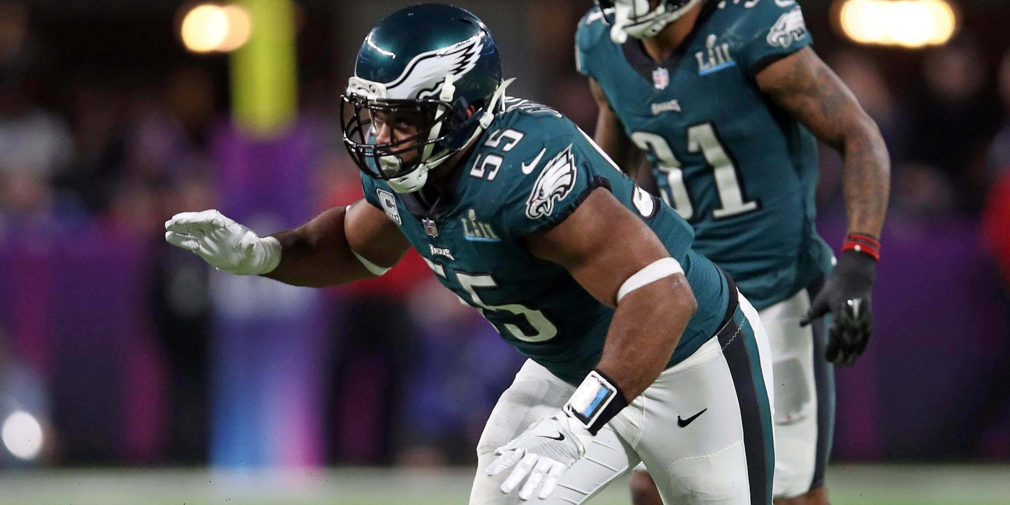 Brandon Graham reportedly recovering from ankle surgery: https://t.co/rPH9IznHeX https://t.co/JhiOOrvsuR