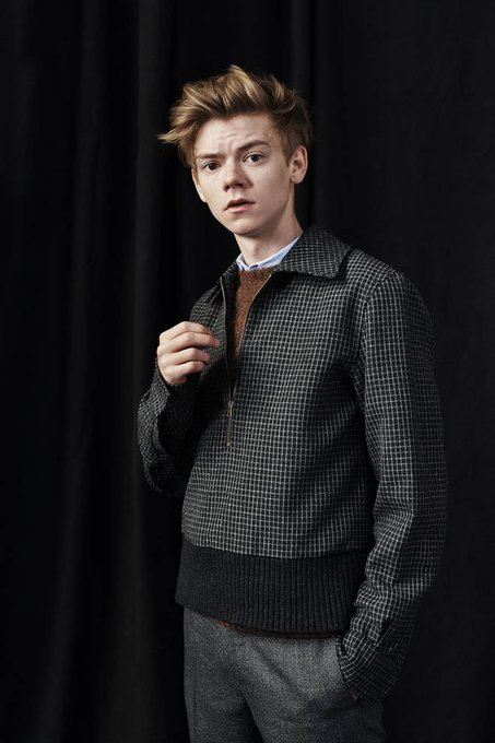 Happy 28th birthday to Thomas Brodie Sangster
