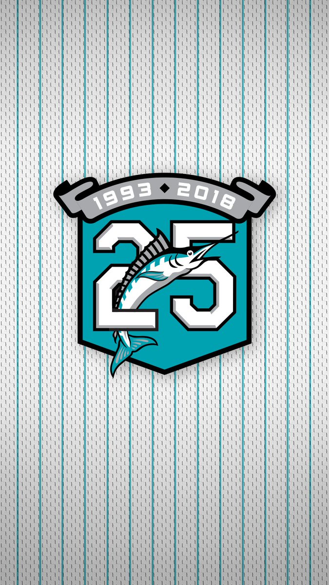 New Wallpapers To Get You Into That Throwback Mood First WallpaperWednesday For Marlins25 Tco Kc4cHYd15D
