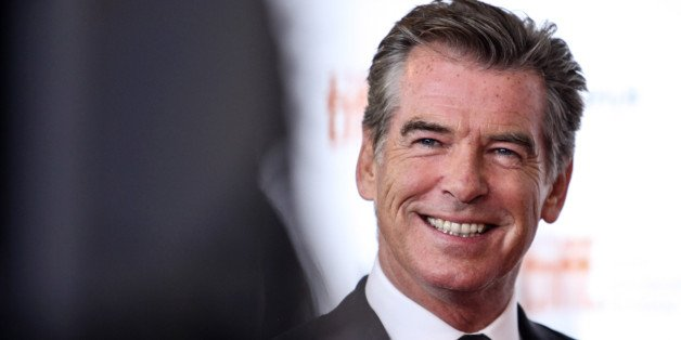 Wishing a very Happy (hard to believe) 65th Birthday to another Irish superstar - 007 Pierce Brosnan!