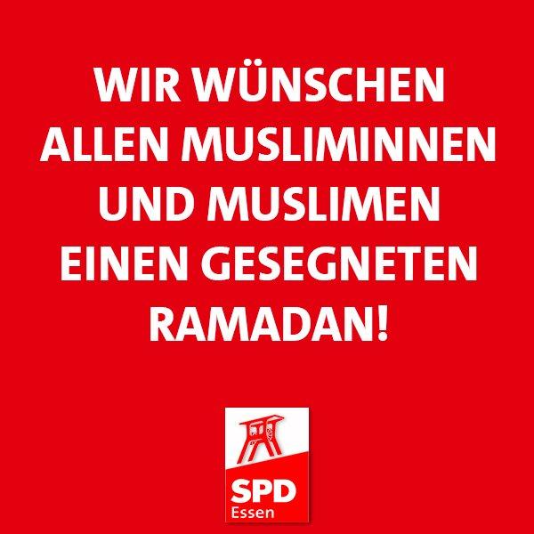 Allen Menschen muslimischen Glaubens wünschen wir einen friedlichen und gesegneten Fastenmonat #Ramadan! https://t.co/UD8Y7yMRoM