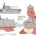 180520「ひそねとまそたん」は岐阜基地からドラゴンが飛ぶアニメ2 #ひそまそ