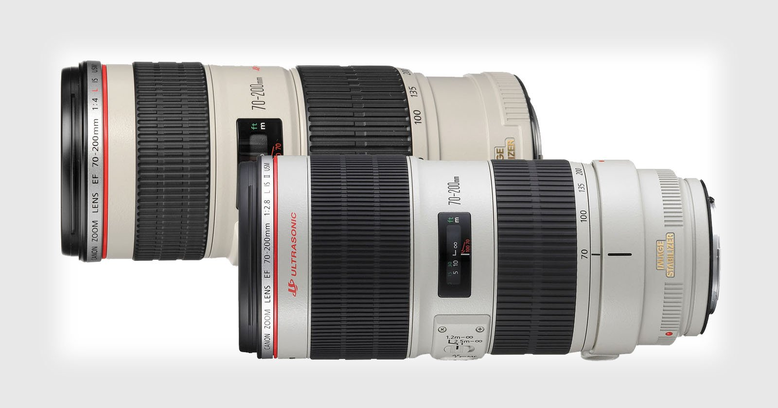 Canon to unveil two new 70-200mm lenses next month: Report: https://t.co/XEpqivdptH https://t.co/cIFMmSZnxW