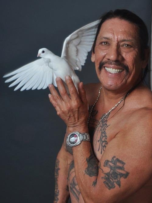 Happy birthday Danny Trejo! How does this man find time to be in every movie?