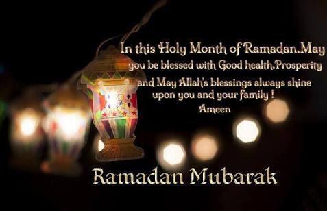 Ramadan Mubarak everyone �� https://t.co/TNIOVO2B4V