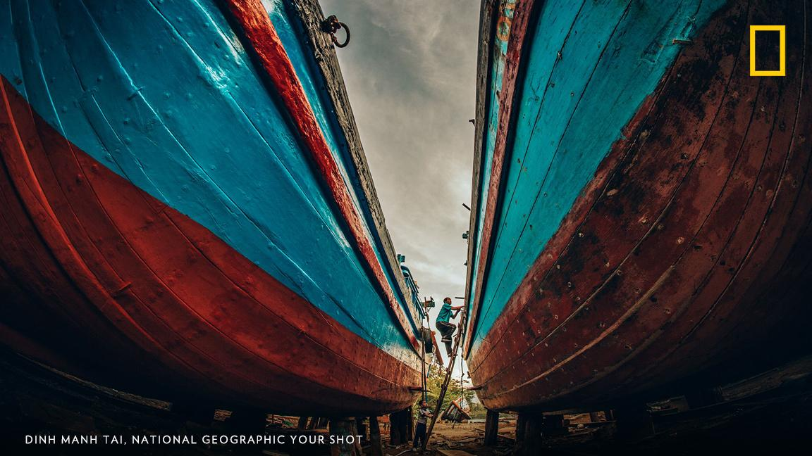 Top Shot: Afternoon at the Shipyards https://t.co/QrJFjoDIMN #YourShot https://t.co/Z4DsU3E2bt