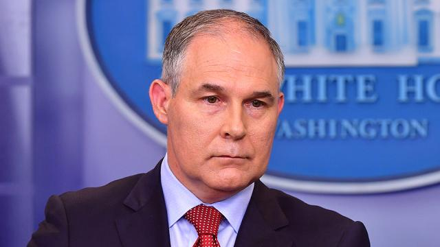 Pruitt advisers criticize his proposal to restrict EPA's use of science for 'transparency' https://t.co/ZZSf3ihjq5 https://t.co/ngep4SEYvx