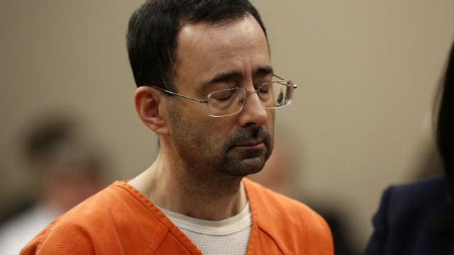 Larry Nassar victims to receive $500 million in settlement with Michigan State  https://t.co/G3TTtBVorl https://t.co/zYm5mSOqUX
