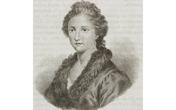 Maria Agnesi, the greatest female mathematician you've never heard of https://t.co/TdQVvlET4Z https://t.co/7BQCy9N95q