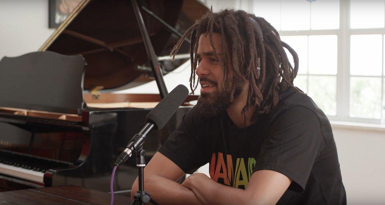 J. Cole talks Kendrick collab, Kanye West, and kiLL Edward in new interview. https://t.co/5MjhBRtojh https://t.co/SJ7IMcAKn9