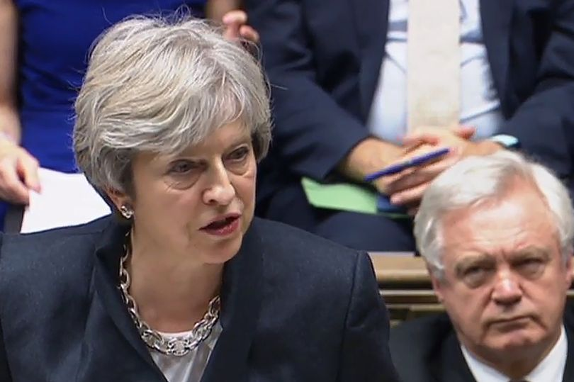 Tory MPs just voted to hide papers that could expose their Brexit war https://t.co/KryjlYUTO7 https://t.co/odX6j4lvIJ