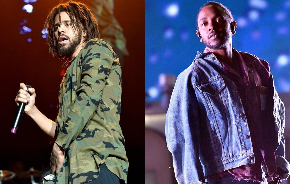 J. Cole breaks news that rumoured Kendrick Lamar collaboration album isn't happening https://t.co/Fb7HILckru https://t.co/c5jmltX4za