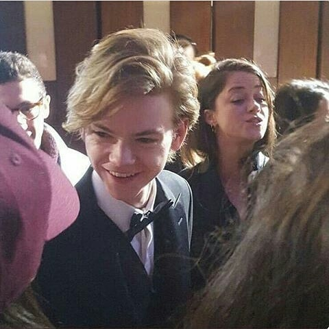 Happy Birthday   Thomas Brodie-Sangster We love you forever