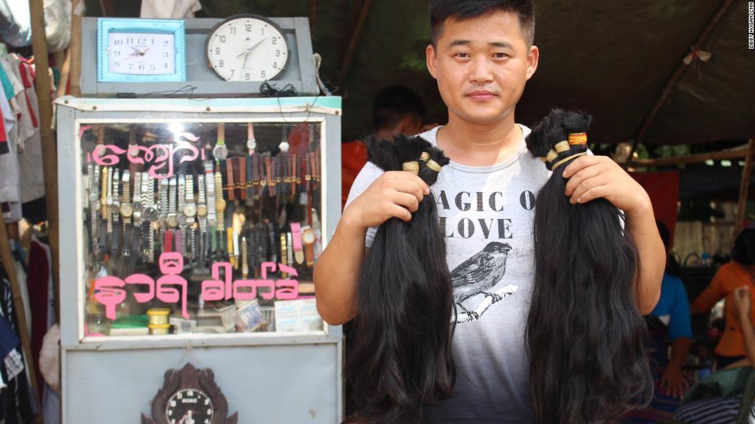 Untangling Myanmar's trade in human hair https://t.co/TrMG7yhZIF https://t.co/W2vFknC9vs