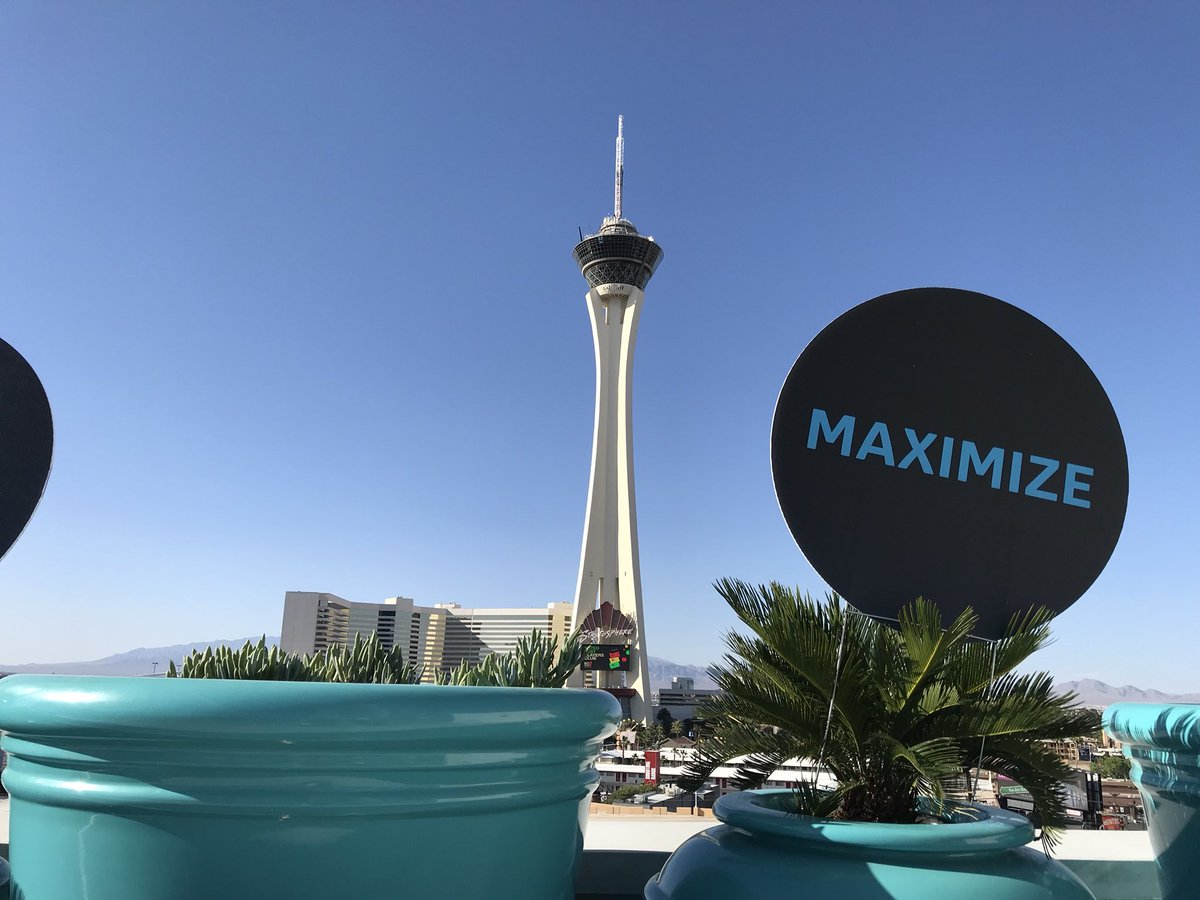 #Maximize18