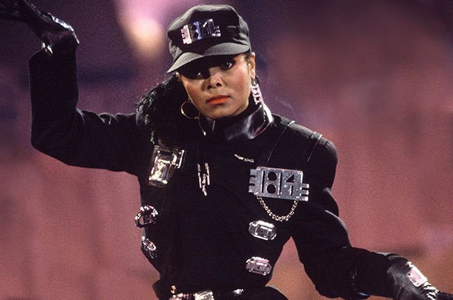 Wishing a Happy Birthday to Janet Jackson