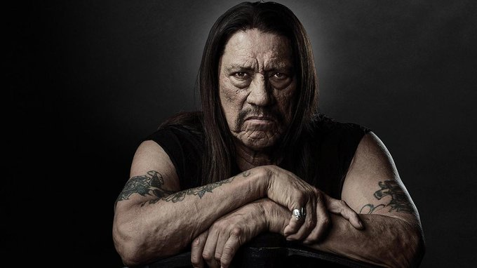 Happy Birthday goes out to Danny Trejo. One of the baddest men on the planet. Feliz Cumpleaños