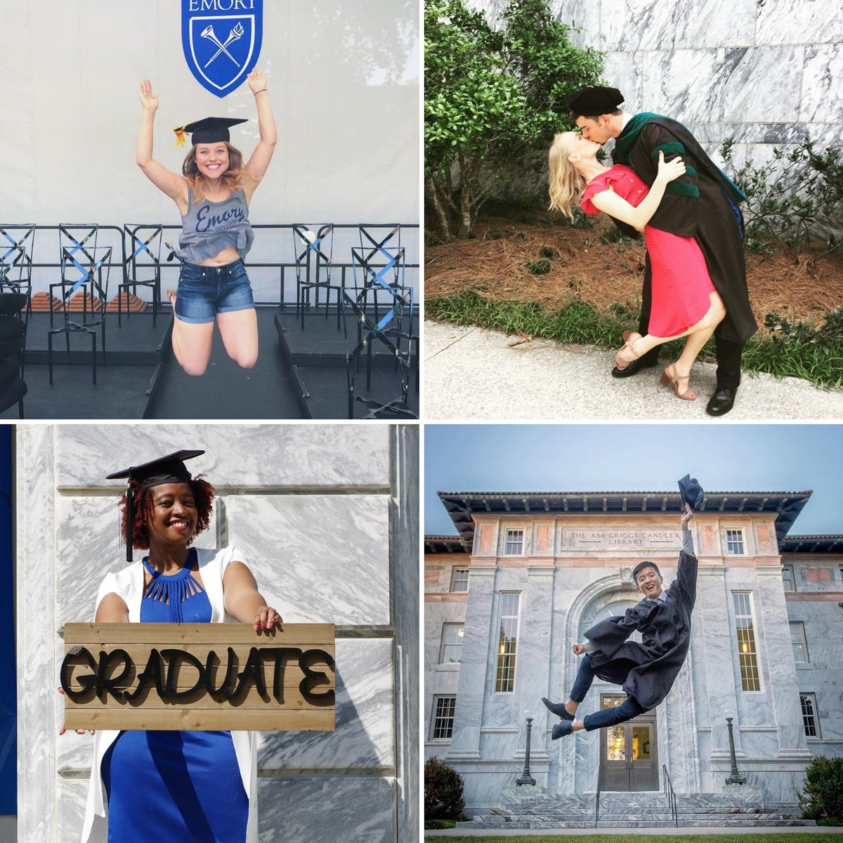 Wow, #Emory2018 - Thanks for sharing all the fantastic photos! See a whole lot more at https://t.co/a4IGszCoBU https://t.co/NLHRbIuYqf