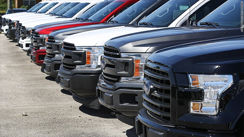 Ford says it will restart production of its wildly popular F-150 pickup truck on Friday https://t.co/WudrX367MQ https://t.co/Jm5HVLYpx8