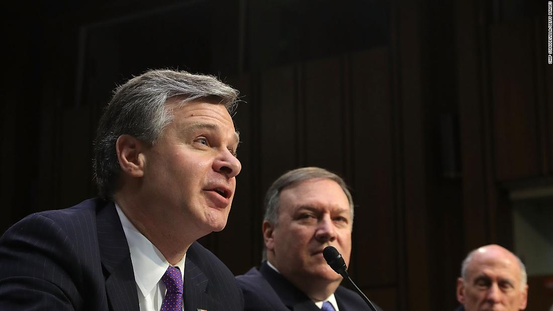 FBI Director Christopher Wray defends his agency amid scrutiny from House Republicans https://t.co/EiXndTggsW https://t.co/x0uEaXZvGC