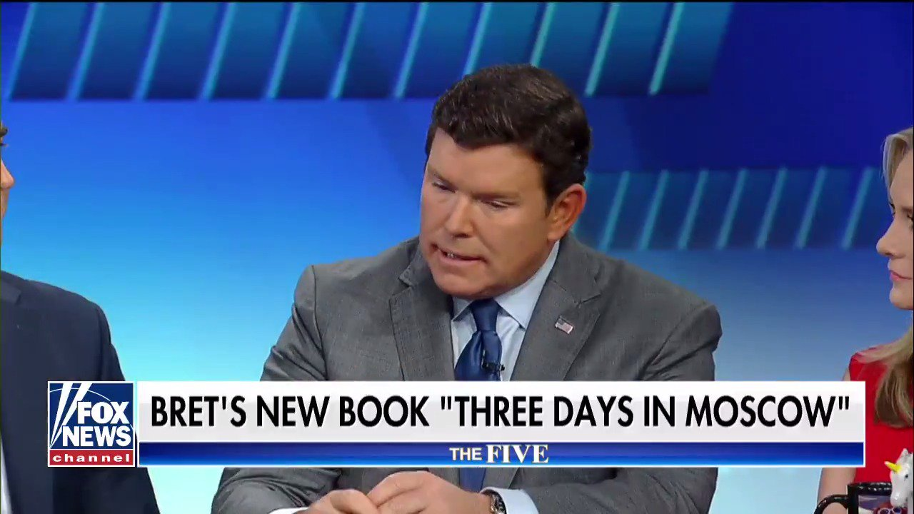 .@BretBaier with an update on @krauthammer: 'He's doing better, his doctors say he's turned the corner.' #TheFive https://t.co/cDRJH7eTgF