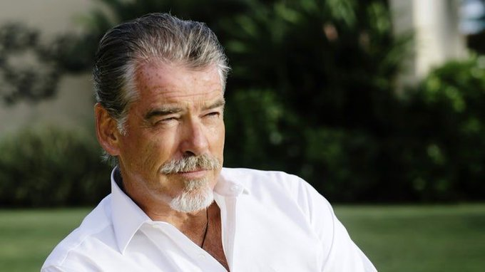 Happy 65th Birthday, Pierce Brosnan! What is your favorite Pierce Brosnan movie?