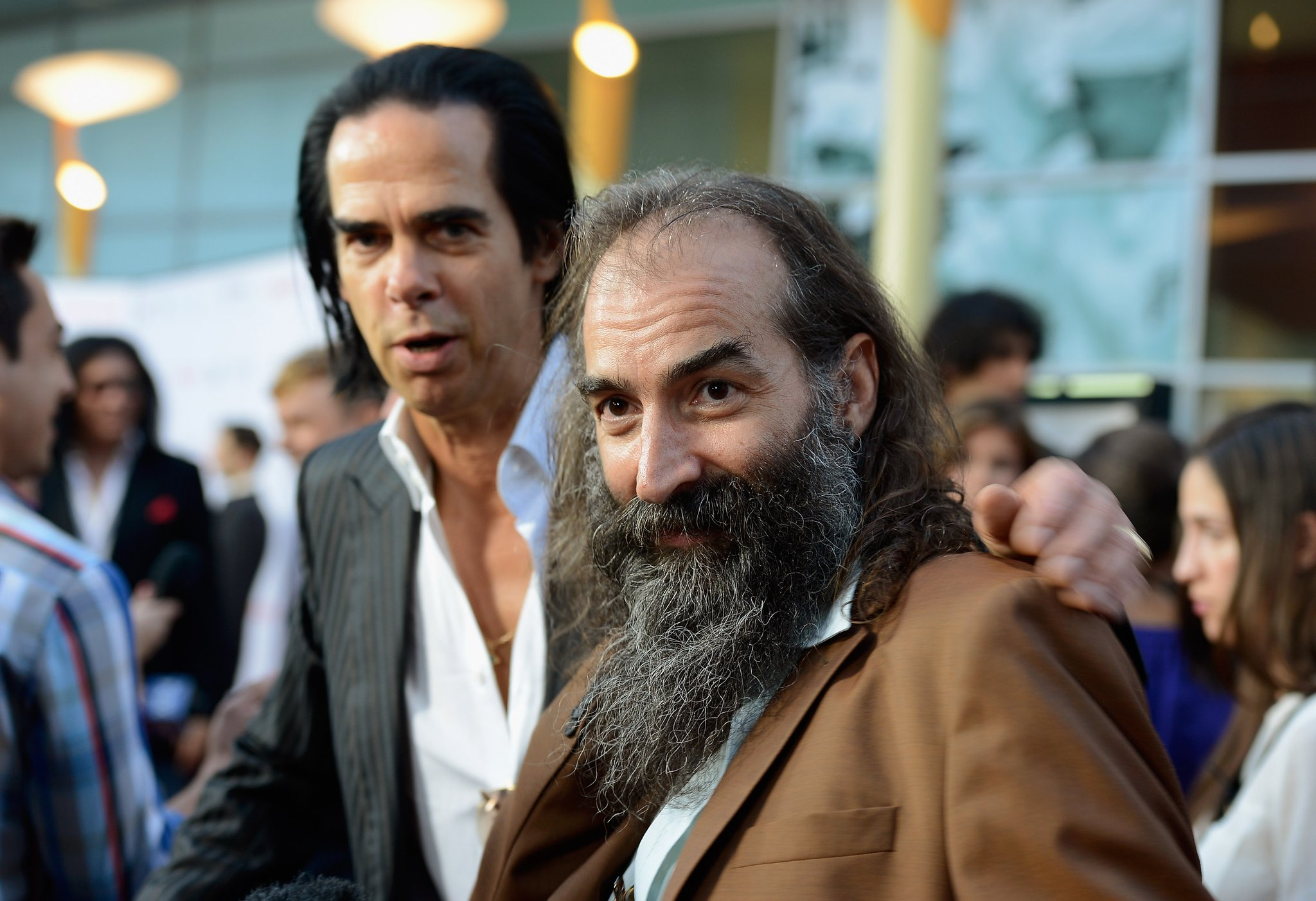 .@nickcave and @warrenellis13 scoring @HBO's The Case Against Adnan Syed https://t.co/FxQSCZy7V1 https://t.co/tudQcWUrRm