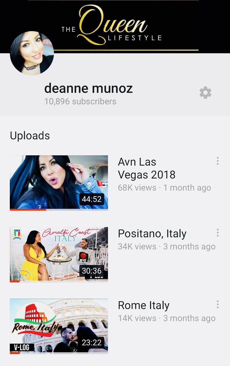 Follow my YouTube page! TY3dCZ0Dae HjQ9t6G38i