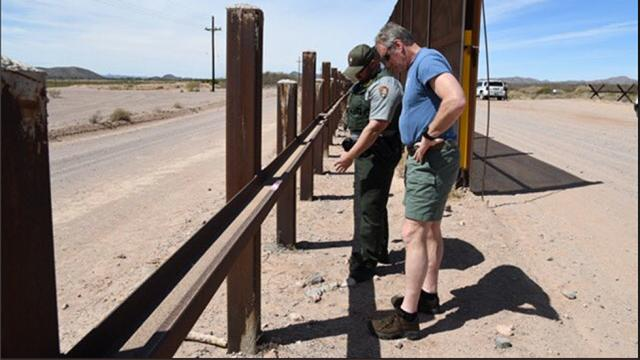 13 arrested in first two days of Trump's border control crackdown https://t.co/IYBjYM9uup https://t.co/Cjk3pHZVVm